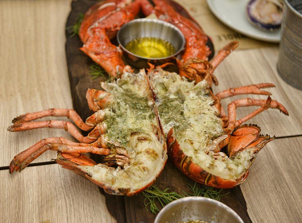 Crab and Claw Bangkok, Thailand